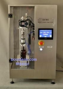 Torquimetro automatico para tapas, tapones y botellas