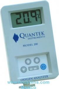 Analizadores gases co2 y o2 en headspace map espacio envases for Analizador de oxigeno