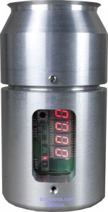 dinamometro en forma de lata