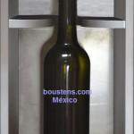 puesto de control para carga axial de botella