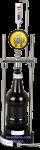 medidor de CO2 para bebidas
