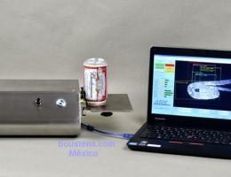 Medidor Óptico de Engargolado para Latas y Aerosoles | Seam Check