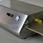 sistema de vision para control de engargolado grafado latas y aerosoloes