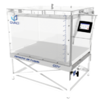 Detector de fugas para empaques CDV5