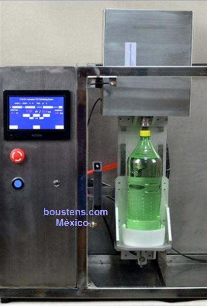 medidor analizador de co2 en bebidas gaseosas carbonatadas