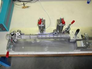 Control de hermeticidad dirección hidraulica