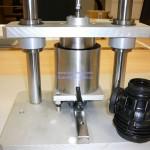puesto de control de fuga para medidor de agua