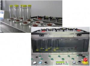 Prueba de hermeticidad botella PET y Preformas