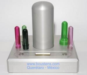 analizador colores preforma plastico petp3