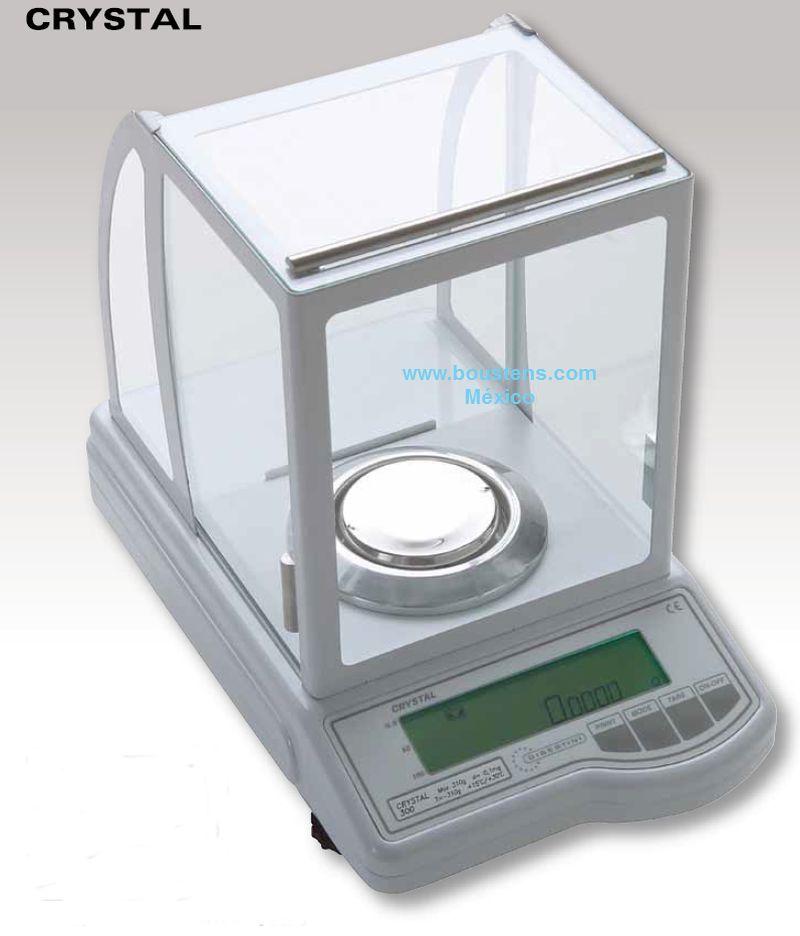 Balanza Analitica para Laboratorio | Crystal