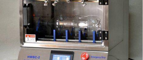 cortador botellas plasticos automatico
