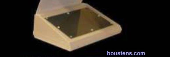 polariscopio de preformas PET
