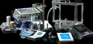 equipos de control y medicion para embalajes y envases
