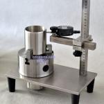 sistema para calibrar equipo de prueba de perpendicularidad