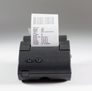 Imprisión Estadisticas Producción Torquimetro de Tapas Torquemeter