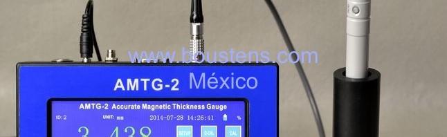 Medidor de Espesores para Vidrio AMTG-2