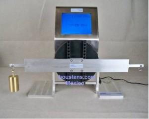 verificacion, calibracion torquimetro para tapas